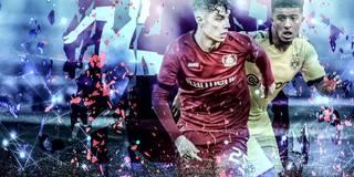 Sancho & Havertz bald weg? Verliert die Bundesliga ihre Mega-Talente