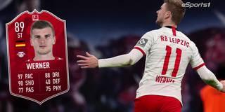 FIFA-News: Timo Werner erneut Spieler des Monats