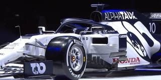 """Das ist der neue """"Toro Rosso"""": AlphaTauri präsentiert neue Farben"""