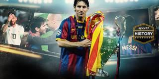 15 Jahre Messi: Karriere-Stationen eines Genies