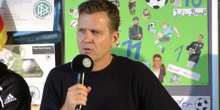 """Bierhoff zu Fan-Schwund: """"Wollen wieder Freude machen"""""""