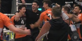 Berlin Volleys mit entscheidendem Punch zum Meistertitel
