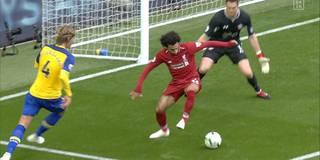 Startrekord! Salah und Co. überrollen Southampton