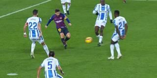 Messi rettet Barcelona als Edel-Joker