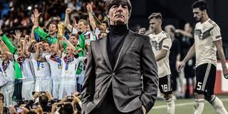 DFB-Team nur noch zweitklassig: Vom Weltmeister zum Absteiger