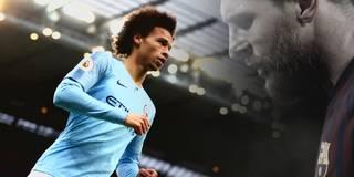 Pep schwärmt! Das fehlt Sané noch zu Messi