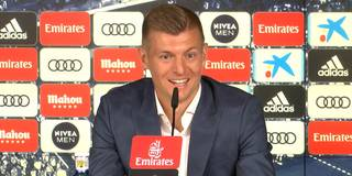 Kroos erklärt neuen Vertrag und witzelt über Mbappé