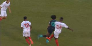 ICC: Brutalo-Foul gegen Liverpool-Youngster