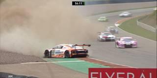 Dreifachtriumph für Audi bei Crash-Festival am Sachsenring