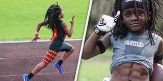 Internet-Sensation! Die Sportwelt feiert den Mini-Bolt