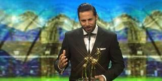 Bambi-Auszeichnung: Pizarro dankt seiner Familie