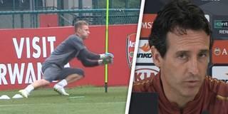 Arsenal-Debüt! Emery erklärt seinen Plan mit Leno