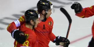 Deutschland scheitert im Penalty Shootout