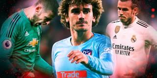De Gea, Griezmann, Bale: Das könnten die heißesten Sommer-Deals werden