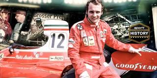 Niki Lauda wird 70 - Der Mann, der dem Tod entkam