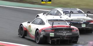 Widrige Bedingungen und heftige Abflüge: Porsche und Toyota behalten die Nerven