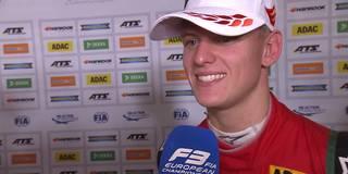 Formel-3-Champ! Das sagt Schumacher