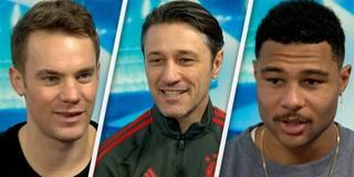 "Bayern-Stars freuen sich auf Klopp: Gnabry singt bereits ""You'll never walk alone"""