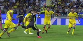Ronaldo trifft und beschert Juve späten Auswärtssieg