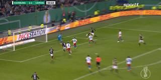 Historisch! Leipzig steht erstmals im DFB-Pokal-Finale