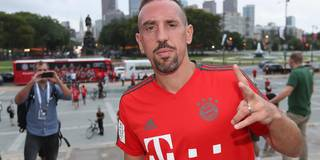Ribery: So lange will ich noch beim FC Bayern spielen