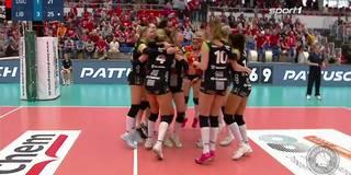Ladies in Black Aachen kämpft sich ins Halbfinale