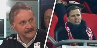 Bierhoff mit Bayern-Schal: Neururer findet es geschmacklos