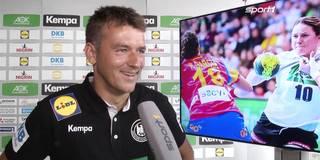 """Prokop vor Heim-WM: """"Druck machen wir uns selbst"""""""