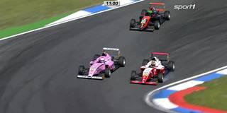 Schumacher büßt Plätze ein - Zendeli feiert Doppelsieg