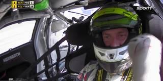Porsche-Duo siegt im zweiten Lauf