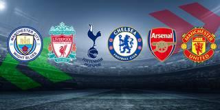 Premier League: Die Big Six im großen Transfercheck