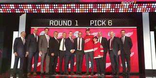 Moritz Seider - Das ist unser neuer Eishockeystar in der NHL