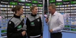 """""""Bringt viel Spaß in die Mannschaft"""" - DHB-Mädels loben Trainer Groener"""