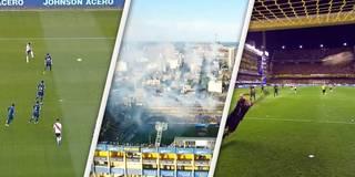 Feuerwerk & Kracher-Tore: River Plate dominiert den Superclasico