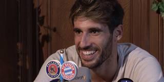 """""""Ellenbogen ins Gesicht"""" – So empfing Sandro Wagner seinen besten Bayern-Kumpel Martinez"""