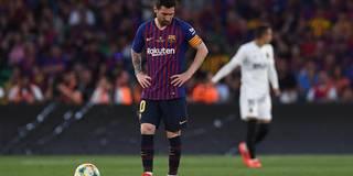 Pokalfinale: Messi trifft, aber Barca verliert