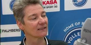 Trotz Niederlage: Darum ist van Hintum mit ihrem Team zufrieden