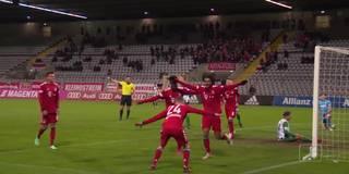 Einer für Kovac? Bayern-Juwel Zirkzee mit Dreierpack