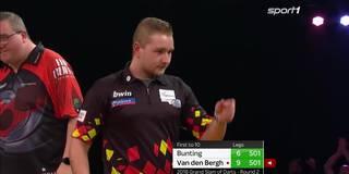 Van den Bergh siegt mit 9-Darter