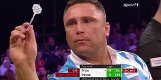 Eiskalter Price marschiert ins Viertelfinale