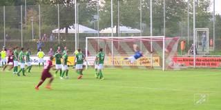 Die Highlights der Regionalliga Bayern – 10. Spieltag