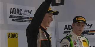F4-Überraschung: So erlebte der Sieger das Chaos-Rennen