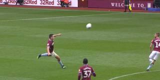 Traumtor-Alarm bei Aston Villa