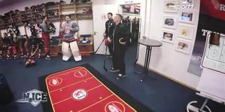 N.ICE: Gaz nah dran an Eishockey-Trainer Harold Kreis