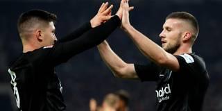 """Wegen Jovic und Rebic: Bobic will Bayern """"bluten lassen"""""""