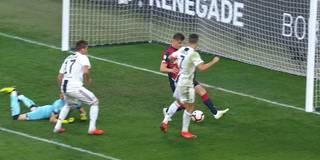 Juventus patzt trotz Ronaldo-Tor