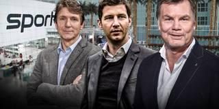Der CHECK24 Doppelpass mit Jochen Saier und Bodo Illgner