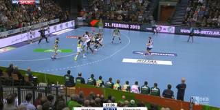 20 Spiele, 20 Siege! Flensburg marschiert durch die Bundesliga