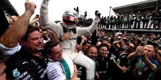 Drama um Verstappen - Mercedes holt Team-Titel