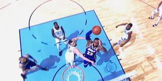 Monster-Dunk und Spin-Move: LeBron zaubert Lakers zum Sieg